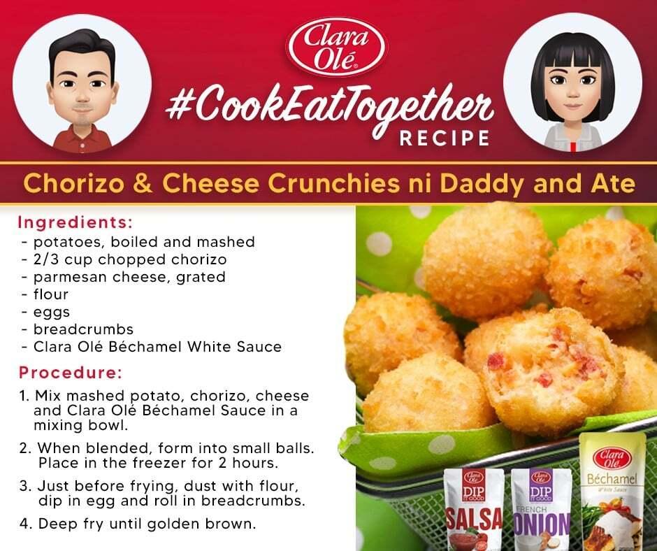 Chorizo &Amp; Cheese Crunchies