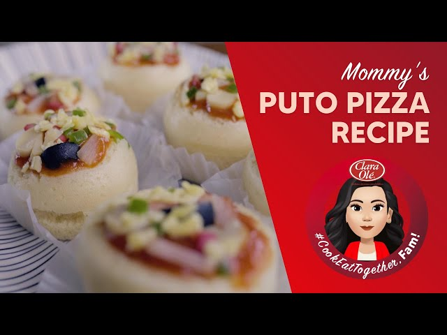 Puto Pizza Recipe