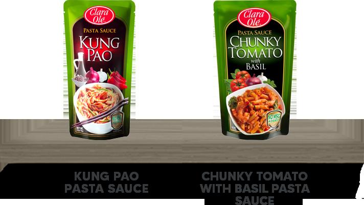 Premium Pasta Sauces